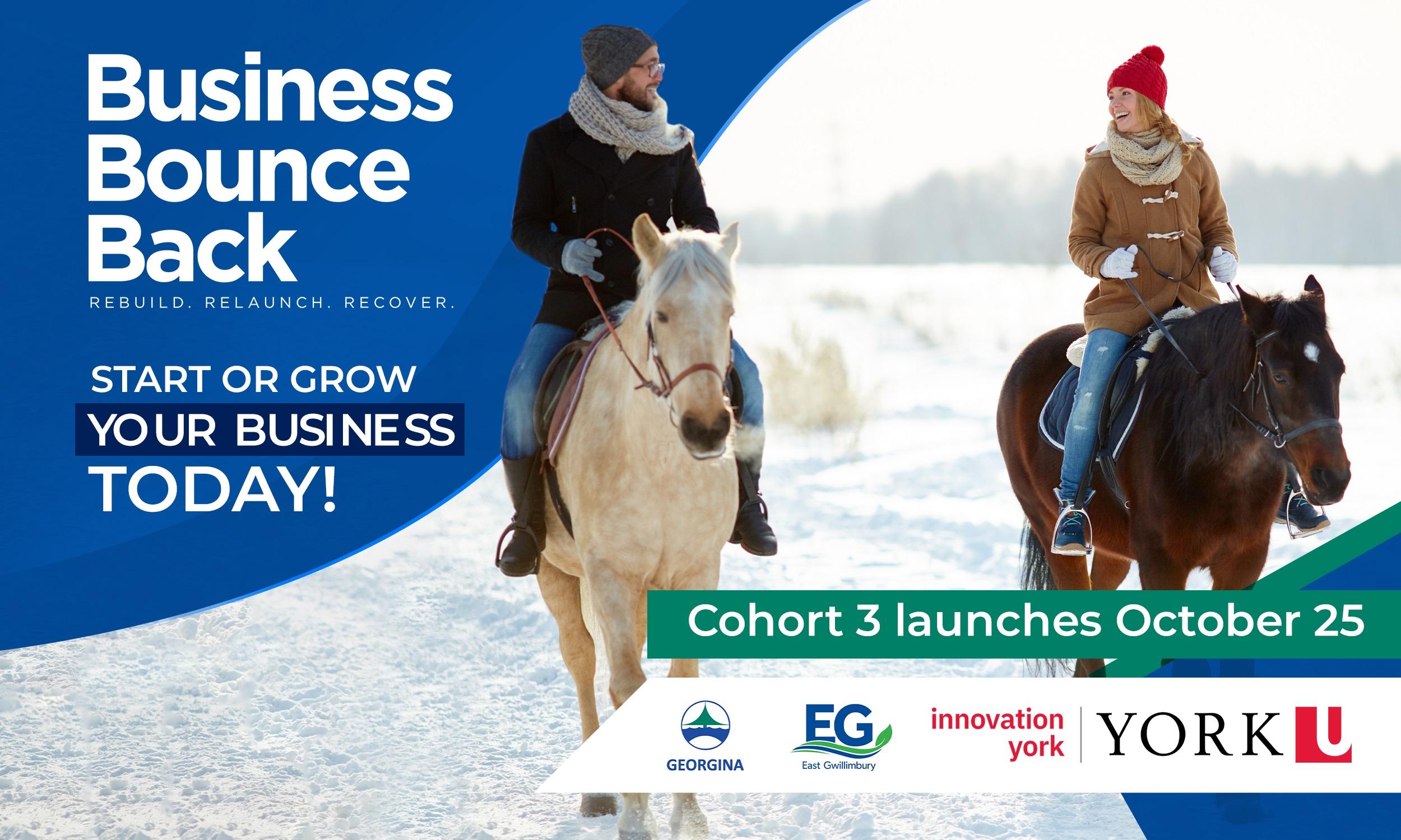Business Bounce Back cohort 3