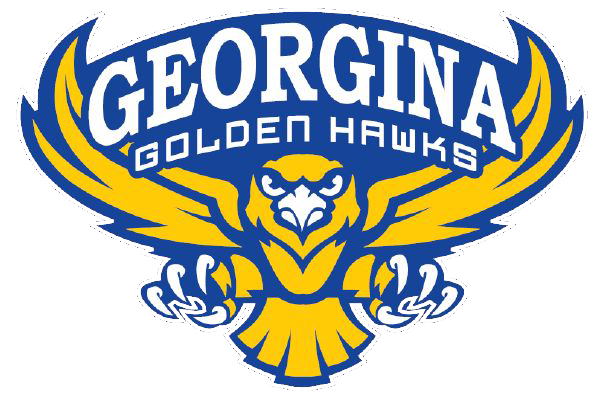 Georgina Golden Hawks logo