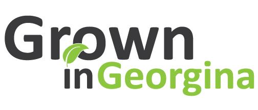 Grown in Georgina logo