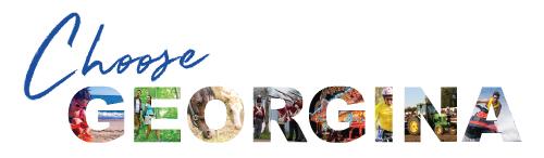 Town of Georgina Choose Georgina Logo