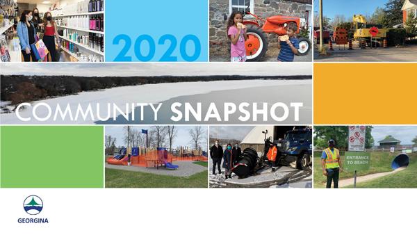 2020 community snapshot with photos