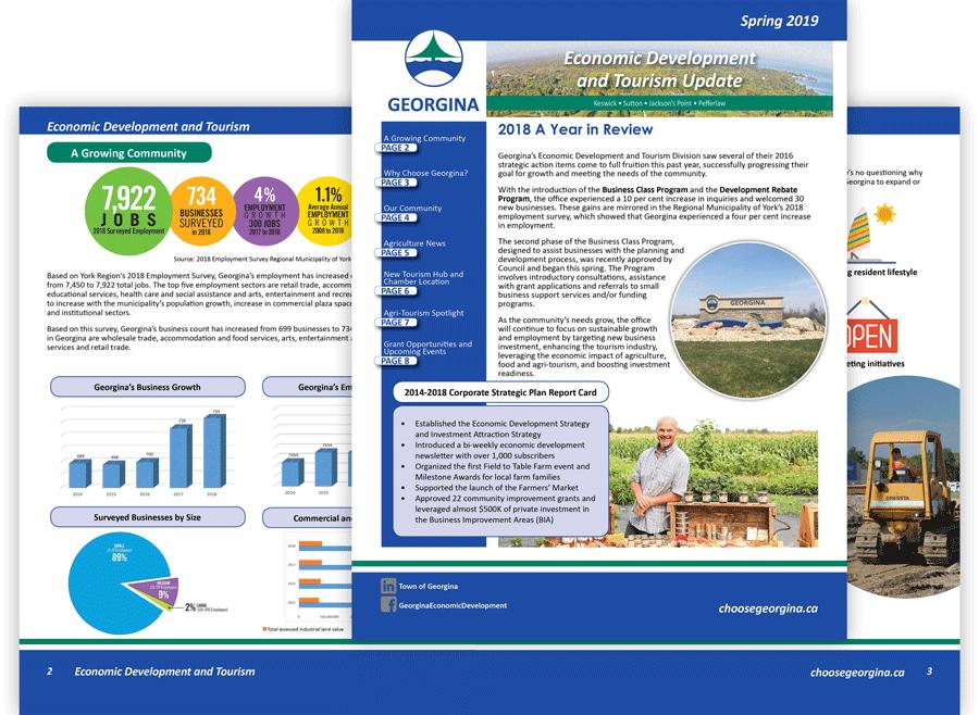 Georgina Economic Development Newsletter