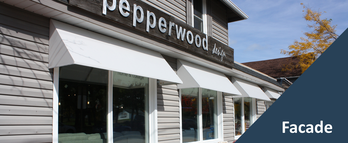 Facade Improvement Grant for Businesses in Georgina