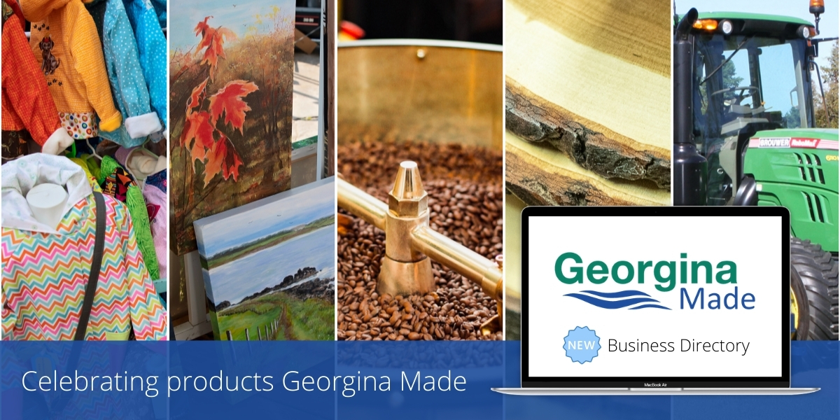 products made in Georgina Ontario