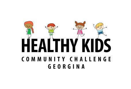 Healthy Kids Community Challenge Georgina Logo