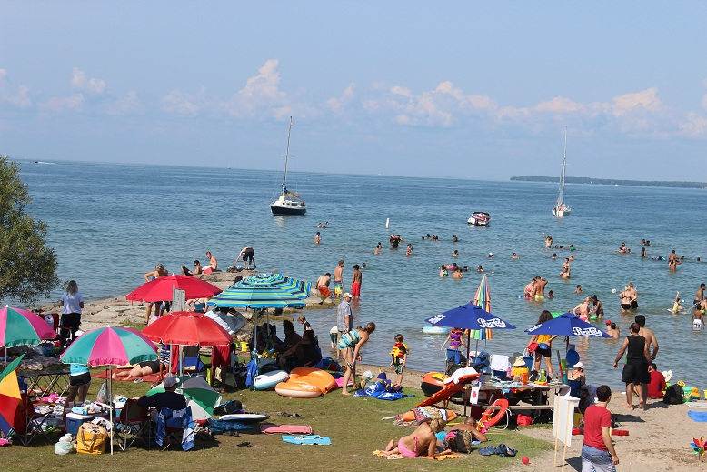 Willow Beach Ontario >> Boating Beaches And Fishing Town Of Georgina
