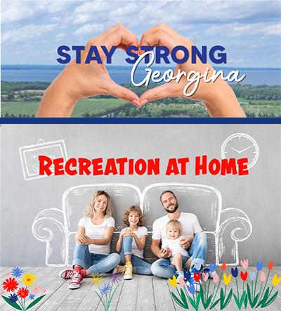 Stay Strong Georgina - Rec at Home