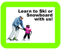 Learn to Ski or Snowboard