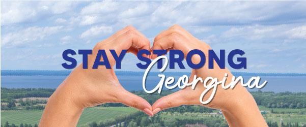 Stay Strong Georgina