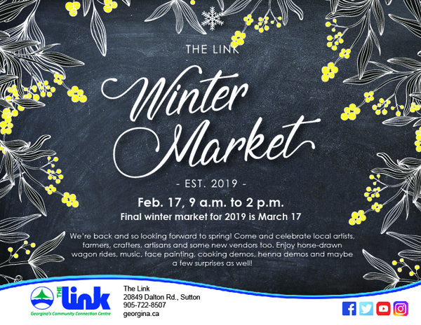 Link Winter Market Ad